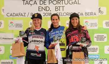 Áurea Agostinho (Casa do Povo de Abrunheira) ganhou na categoria de elite, a quarta prova da Taça de Portugal de Enduro BTT - Foz ao Minuto
