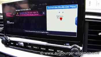 Autoradio und Navigationsgerät aus Auto in Burgau gestohlen - Augsburger Allgemeine