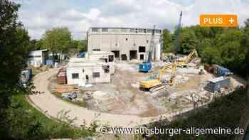 Jetzt verschwinden die Gebäude der früheren Pyrolyse-Anlage in Burgau (mit Abriss-Video) - Augsburger Allgemeine