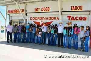 Gestionaremos arena de rodeo, un palenque y carril para carreras de caballos: Javier Mendoza - Akro Noticias
