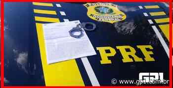 Homem é preso pela PRF por crime de stalking virtual em Piripiri - GP1