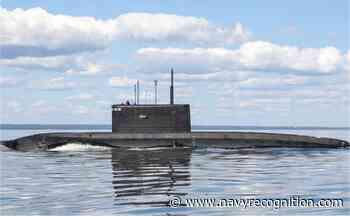 Russian Krasnodar submarine passes L-1 qualification mission - Navy Recognition