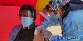 Santiago de Cao: más de mil adultos mayores de 70 años serán vacunados - La Industria.pe