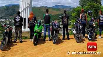 Olhos Vivos Moto Clube, de Itaocara, promove campanha de arrecadação de agasalhos - SF Notícias