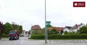 Radfahrer sind zwischen Lauchheim und Lippach gefährdet - Schwäbische