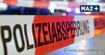 Gransee: Zwei schwere Motorradunfälle bei Gransee: Ein Mann stirbt, ein weiterer wird schwer verletzt - Märkische Allgemeine Zeitung