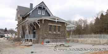Baustellen in Morsbach: Winter sorgte für Verzögerungen auf dem Bahnhofsgelände - Kölnische Rundschau