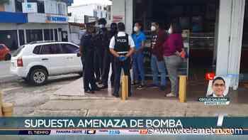 Descartan presencia de explosivos en oficinas de Acodeco en La Chorrera - Telemetro