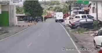 ¡Falsa alarma! Nada de bomba en oficina de Acodeco en La Chorrera - Crítica Panamá