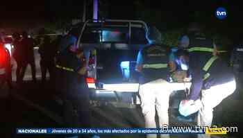 Asesinan a un hombre en La Chorrera, otro resultó herido - TVN Panamá