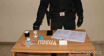 Casamassima: spaccia droga in casa. Arrestato un ventottenne del luogo - LeggiNoci.it