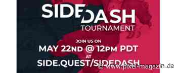 Community-Plattform SideQuest veranstaltet Turnier des aufstrebenden wettbewerbsorientierten VR-Esports Hyper Dash - PIXEL.