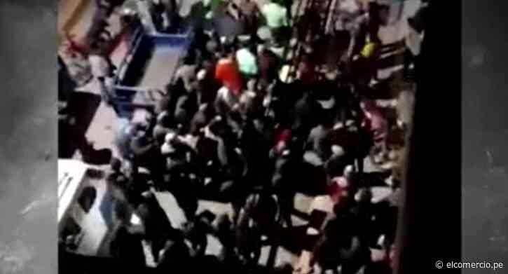 Puno: presunto asaltante de cambista fallece luego de ser linchado en Desaguadero - El Comercio Perú