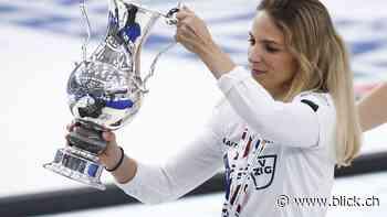 Curling-WM: Weltmeister-Skip Silvana Tirinzoni über Olympia und WG-Leben - BLICK