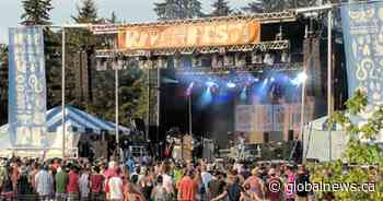 Riverfest Elora cancelled for 2nd straight year because of COVID-19 - Global News