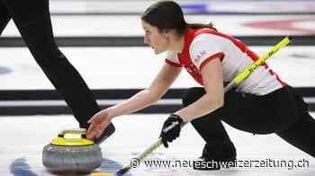 Das Curling-Team der US-Frauen gewinnt seine erste WM-Medaille seit 15 Jahren - Neue Schweizer Zeitung