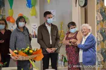 Martignas-sur-Jalle : Élisabeth Guillaume a fêté ses 101 ans - Sud Ouest