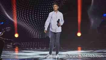 Dayron Jiménez canta 'El pez más viejo del río' en las Audiciones a ciegas de 'La Voz Kids' - Antena 3