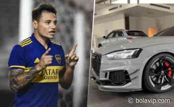 Fotos: cómo es el auto que vende Mauro Zarate a 30 millones - Bolavip Argentina
