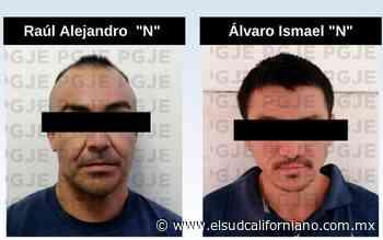 Procesan a dos sujetos por robar una casa en Santa Rosalía - El Sudcaliforniano