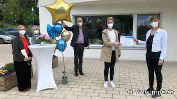 Hilfe mit Geldspende: Polarstern Neuenhagen unterstützt Hospiz in Woltersdorf - moz.de