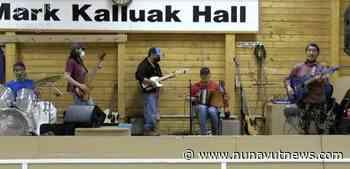 Arviat concert goes live across Canada - NUNAVUT NEWS - Nunavut News