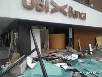 Assalto al bancomat a Nova Milanese, le foto dei danni - Prima Monza