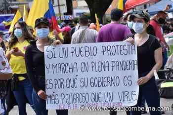 Hoy habrá cierre en la vía Mariquita – Honda por manifestación - Ecos del Combeima