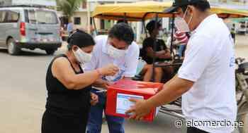 Piura: municipio de Máncora realiza colecta para la compra de una planta de oxígeno - El Comercio Perú
