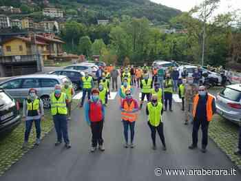 SOVERE - Il successo della giornata ecologica: 60 volontari e 500 chili di rifiuti raccolti - Araberara