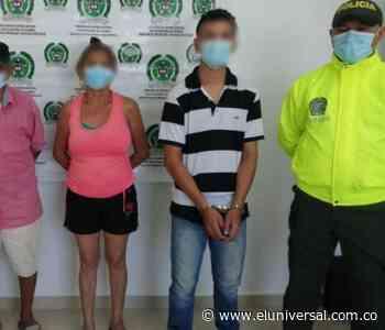 Atrapan en Corozal a una mujer que presuntamente prostituía a su sobrina - El Universal - Colombia