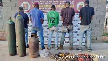 Familiares de hombres detenidos en El Pao por extracción de chatarra piden liberación - Correo del Caroní - Correo del Caroní