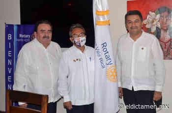 Rotario Veracruz Villa Rica celebra 35 aniversario - El Dictamen