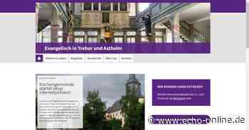 Evangelische Gemeinde Trebur mit neuem Online-Auftritt - Echo Online