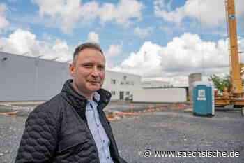 Kamenz: VW-Autohaus erweitert Werkstatt - Sächsische.de