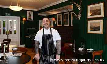 Prestigious Rothesay Rooms restaurant finds new home in Ballater's Old Royal Station - Press and Journal