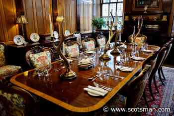 First glimpse offered of Ballater's new look Rothesay Rooms run by The Prince's Foundation - The Scotsman