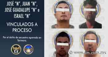 Secuestro en Tarimoro: vinculan a proceso a hombres que secuestraron a empresaria - Periódico AM