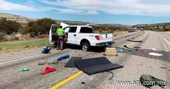 Mueren 3 migrantes de Tarimoro, Guanajuato en persecución policiaca en EU - Periódico AM