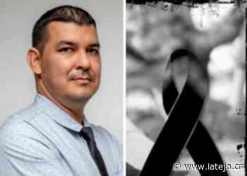 Policía de Palmar Norte perdió la batalla contra el covid tras luchar durante 21 días - La Teja