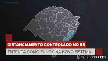 Palmeira das Missões, Santa Rosa e Uruguaiana recebem alerta do governo; veja situação hospitalar - G1