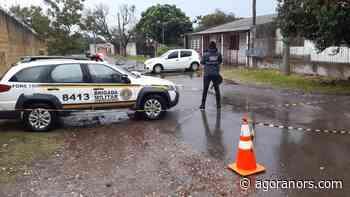 Ciclista morre após acidente de trânsito em Uruguaiana - Agora no RS