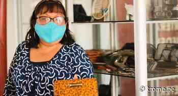 """Chilca: """"Digitalizó su negocio en pandemia y logró ingresar a nuevos nichos de mercado con sus productos de cuero"""" - Diario Trome"""
