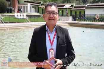 Alcaldía de Tabio moderniza el sistema de recaudo de los termales EL Zipa - Noticias Día a Día