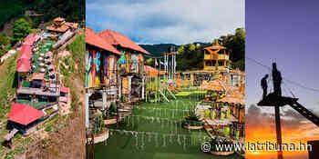 Centro Turístico Bella Vista un atractivo para compartir en familia y amigos (Video) - La Tribuna.hn