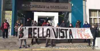 Vecinos y vecinas del Barrio Bella vista de Centenario movilizaron al municipio - La Izquierda Diario