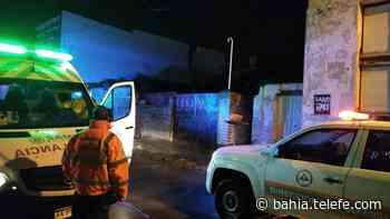 Susto en Bella Vista: dormía con sus hijos y sintió humo, tomó fuego una estufa eléctrica - Telefe Bahia Blanca