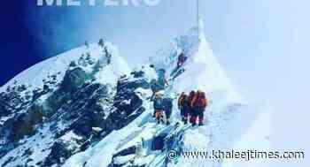Photos: Bahraini Prince, Royal Guard team scale Mount Everest - Khaleej Times