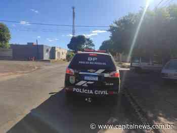 """""""Stalking"""" é preso em Ribas do Rio Pardo - Capital News"""