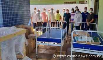 Após dez anos hospital em Ribas do Rio Pardo terá leitos de semi-UTI - Capital News
